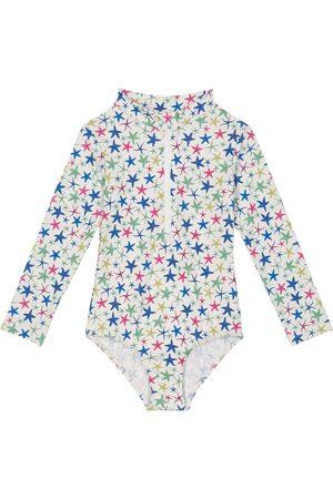 Melissa Odabash Baby Ella printed swimsuit