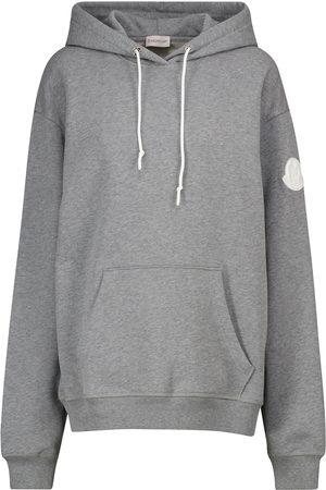 Moncler Cotton-blend hoodie