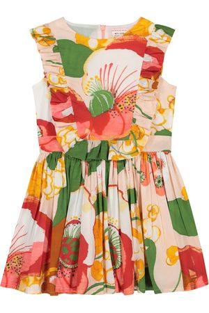 MORLEY Flamenco floral dress