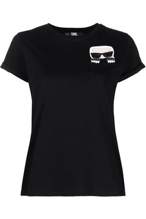 Karl Lagerfeld Karl motif short-sleeve T-shirt