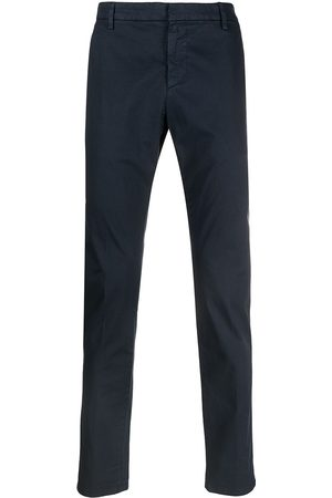 Dondup Slim-fit cotton trousers