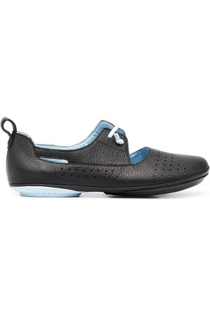 Camper Perforated ballerina shoes