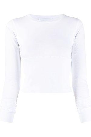 WARDROBE.NYC Long-sleeved cotton T-shirt