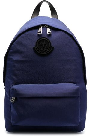Moncler Logo-patch zip-fastening backpack