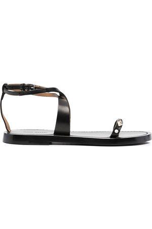 Isabel Marant Women Sandals - Studded detail sandals
