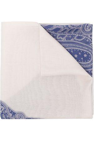 Etro Women Scarves - Paisley reversible scarf
