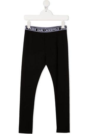 Karl Lagerfeld Essential logo leggings