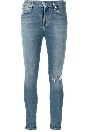 Citizens of Humanity Women Skinny - Cropped skinny cut jeans