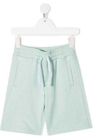 Dolce & Gabbana Straight-leg track shorts