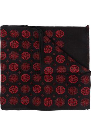 Alexander McQueen Jacquard-woven scarf