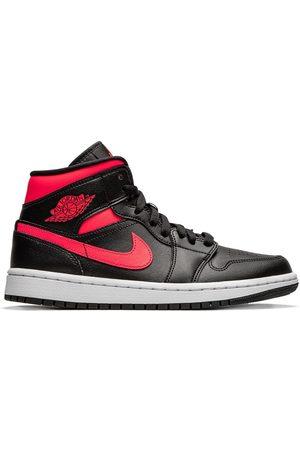 "Jordan Air 1 Mid ""Siren Red"" sneakers"