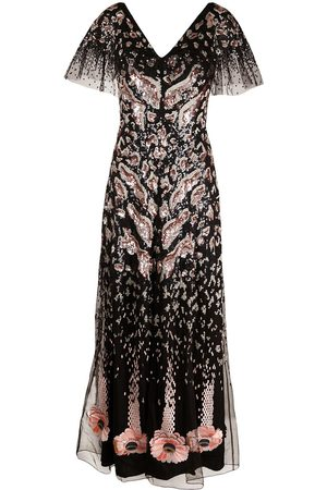 TEMPERLEY LONDON Candy sequin-embellished gown