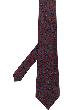 Etro Paisley-print silk tie