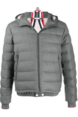 Thom Browne Down-filled twill ski jacket