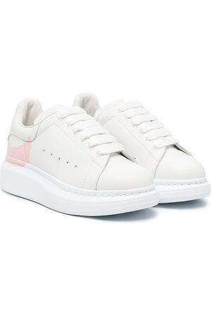 Alexander McQueen Logo-print lace-up sneakers