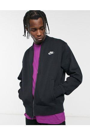 Nike Club bomber jacket in