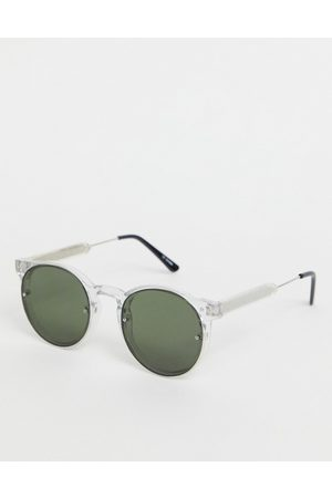 Spitfire Men Sunglasses - Mens Post Punk round sunglasses in