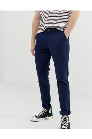 Jack & Jones Men Chinos - Intelligence slim fit chinos in