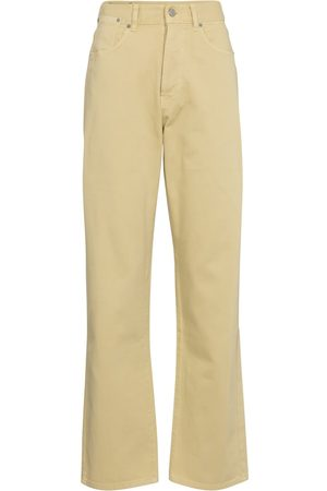 DRIES VAN NOTEN Women High Waisted - Mid-rise straight jeans
