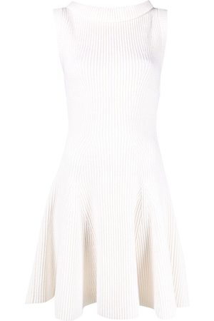 Alexander McQueen Women Party Dresses - Knitted skater dress