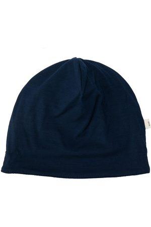 Knot Merino wool contrast lining hat