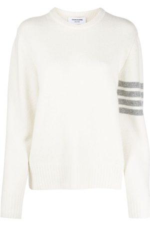 Thom Browne Cashmere 4-Bar stripe jumper