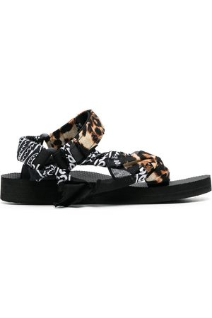 Arizona Love Trekky leopard print sandals