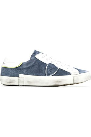 Philippe model Prsx Daim Jeans low-top sneakers