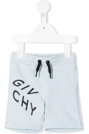 Givenchy Logo-print jersey shorts