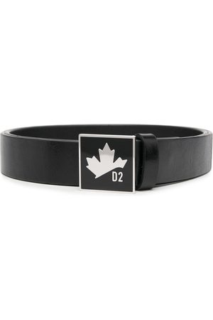 Dsquared2 Maple plaque buckle belt