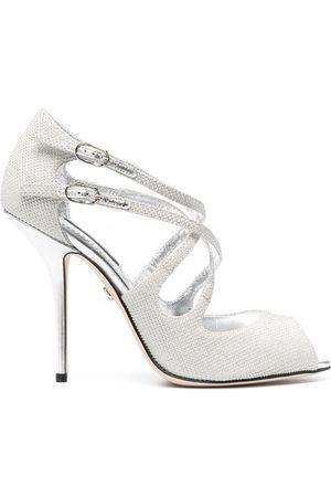 Dolce & Gabbana Crossover strappy sandals