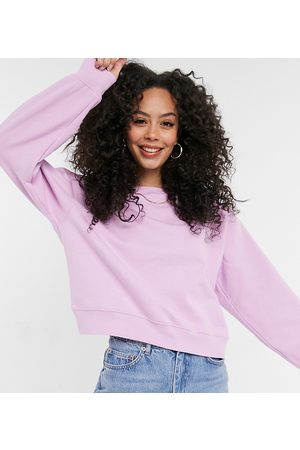 New Look Sweatshirt in lilac