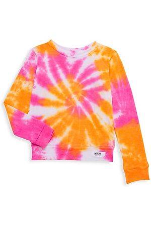 Worthy Threads Boys Sweatshirts - Baby's & Little Kid's Raglan Tie-Dye Sweatshirt