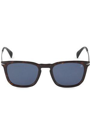 David beckham 53MM Round Sunglasses