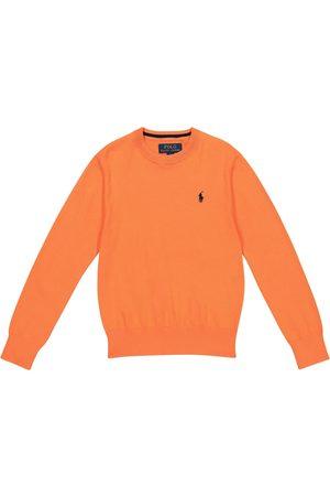 Ralph Lauren Boys Jumpers - Cotton sweater