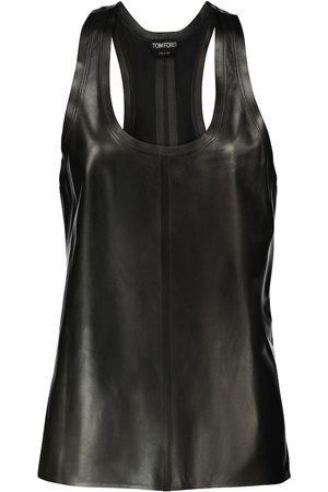 Tom Ford Leather tank top