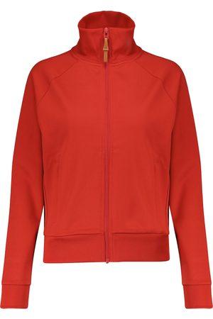 Tory Sport Women Jackets - Jersey track jacket