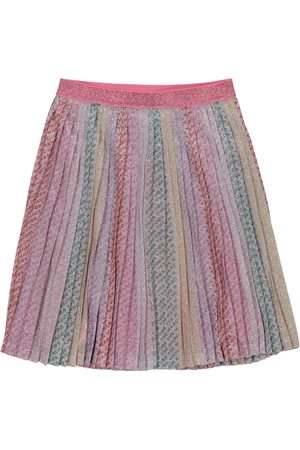 The Marc Jacobs Women Pleated Skirts - Glitter pleated skirt