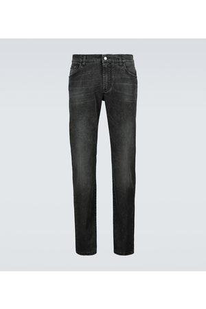Dolce & Gabbana Men Slim - Straight-leg jeans