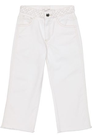 Chloé Stretch-cotton jeans