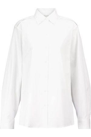 DRIES VAN NOTEN Women Long Sleeve - Cotton shirt