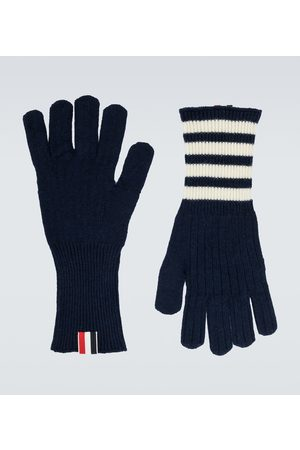 Thom Browne Cashmere gloves