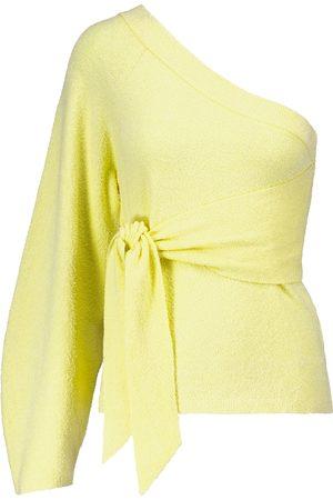Nanushka Ceto cotton-blend terry sweater