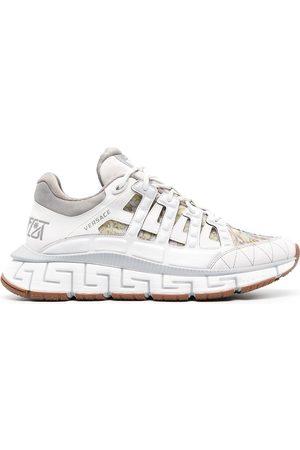 VERSACE Men Sneakers - Trigreca low-top sneakers