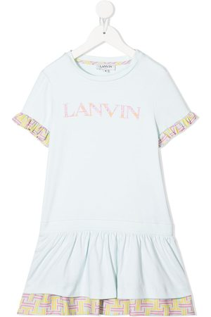 Lanvin Logo-printed T-shirt dress