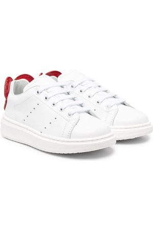 Simonetta Girls Sneakers - Low-top leather sneakers