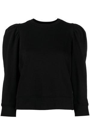 Karl Lagerfeld Puff sleeves sweatshirt