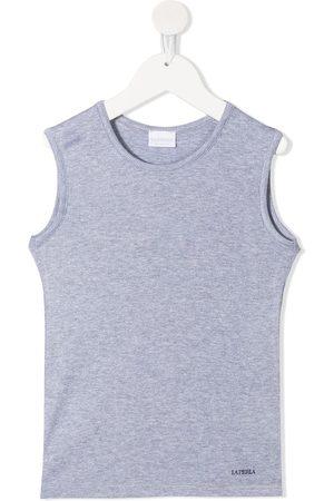 La Perla Ribbed sleeveless top