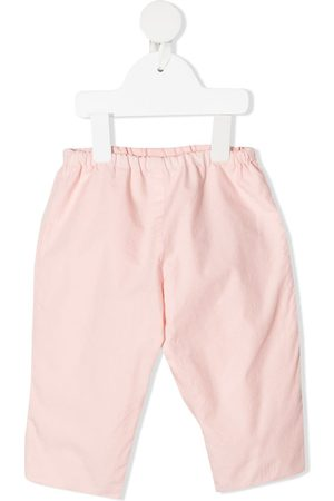 BONPOINT Baby Chinos - Elasticated-waist cotton trousers