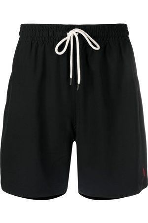 Polo Ralph Lauren Logo-embroidered swim trunks